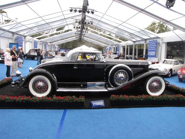 """1931 Duesenberg """"Whittell"""" coupe"""