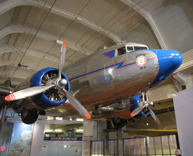 High-mileage DC-3