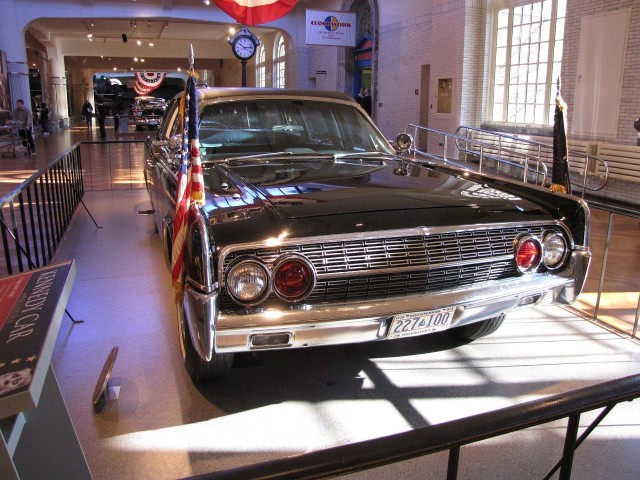 Kennedy Assassination Car
