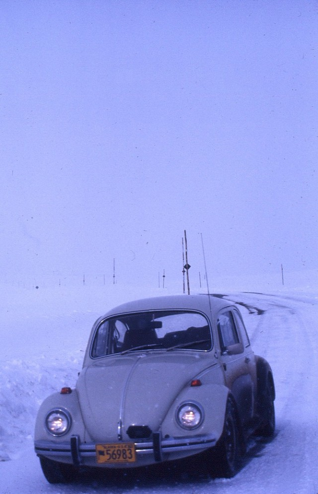 Chilkat Pass 1970