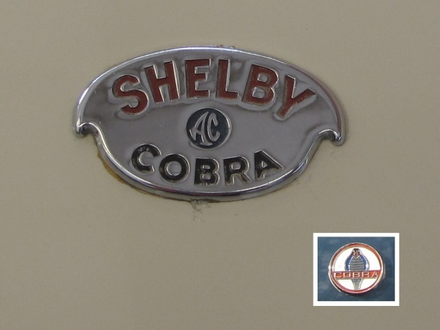 Cobra Badges for Contrast