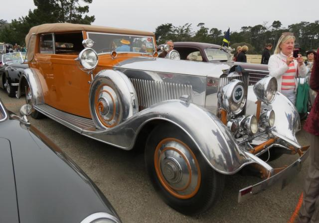"1934 Rolls-Royce Phantom II - ""Star Of India"""