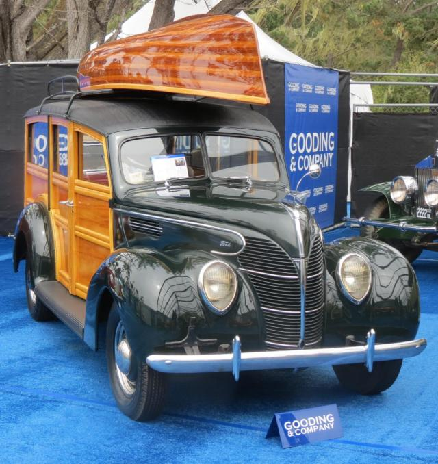 Carini Ford Wagon
