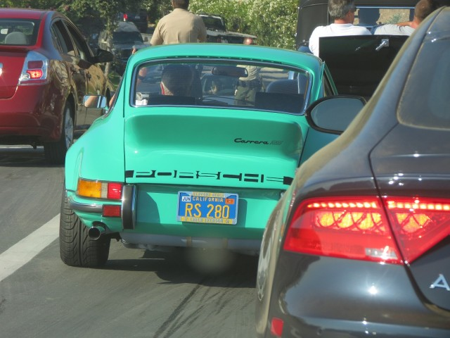 Following a Rumble-seat classic and a 911 Carrera out of the Trump