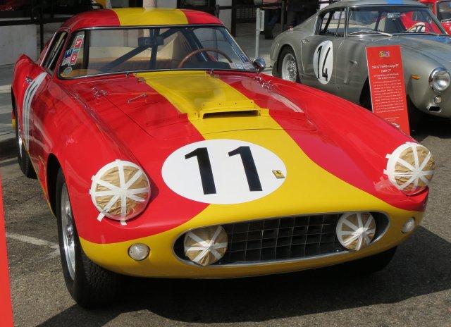 1959 TDF LeMans Class Winner